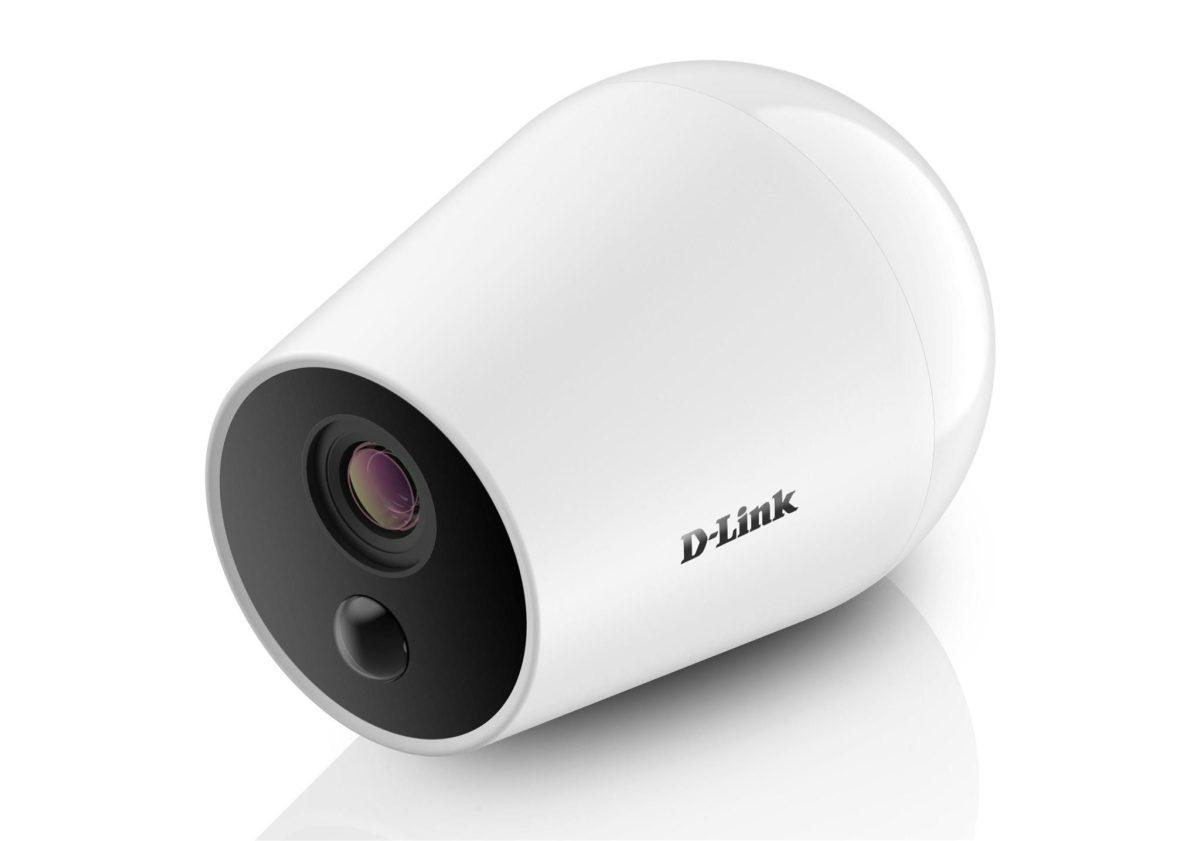 La nuova videocamera D-Link vince l'iF Design Award 2018