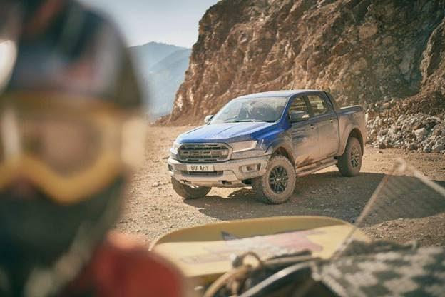 Ford al Gamescom 2018, debutto europeo del nuovo Ranger Raptor