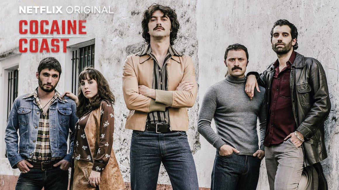 Amazon Prime Video e Beta Film: disponibili due grandi show spagnoli, La Zona e Fariña – Cocaine Coast