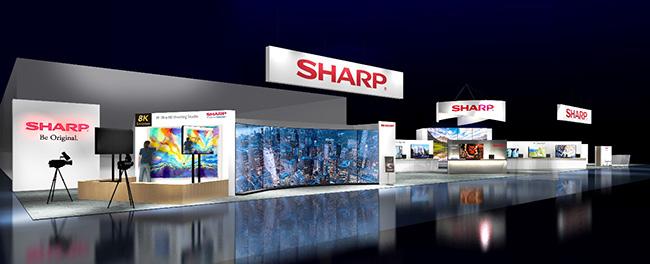 Sharp rafforza la sua presenza a livello globale e diventa Sharp Consumer Electronics