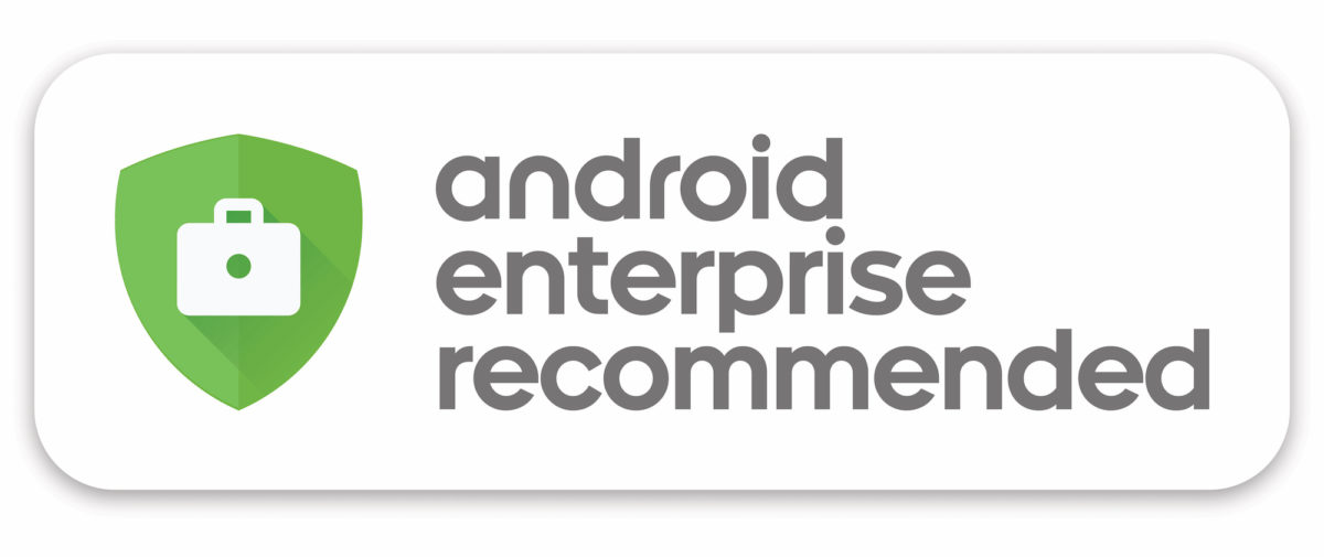 I primi handheld rugged Panasonic Toughbook ricevono la certificazione Android Enterprise Recommended