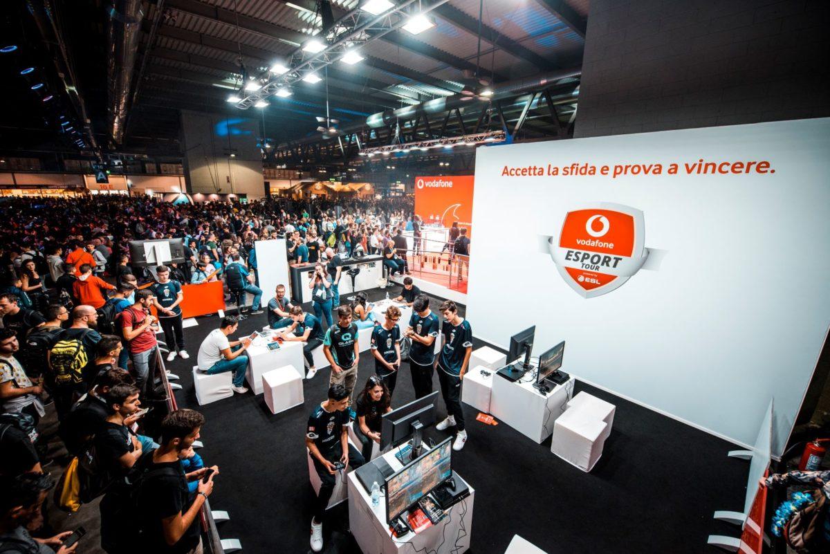 Vodafone 5G ESL Mobile Open, la struttura del concorso a premi