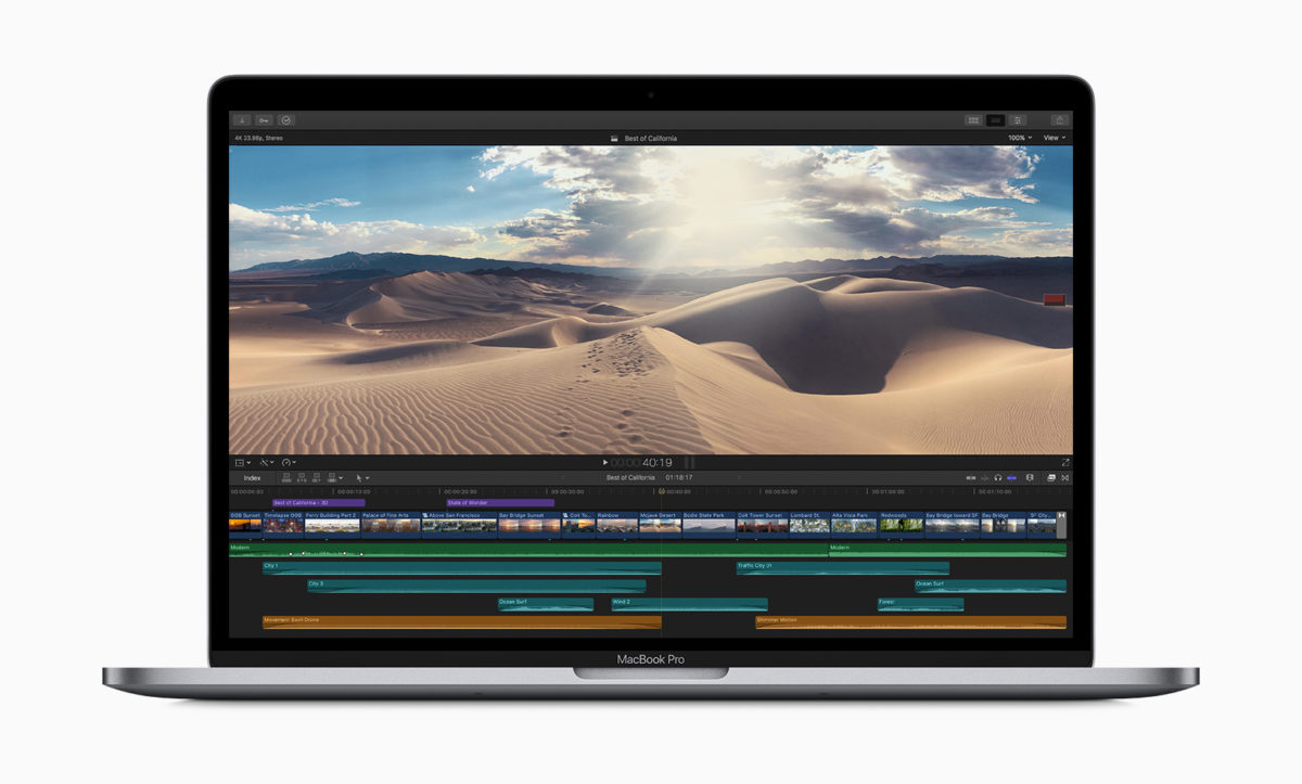 Apple presenta il primo MacBook Pro 8-core, il notebook Mac più veloce di sempre