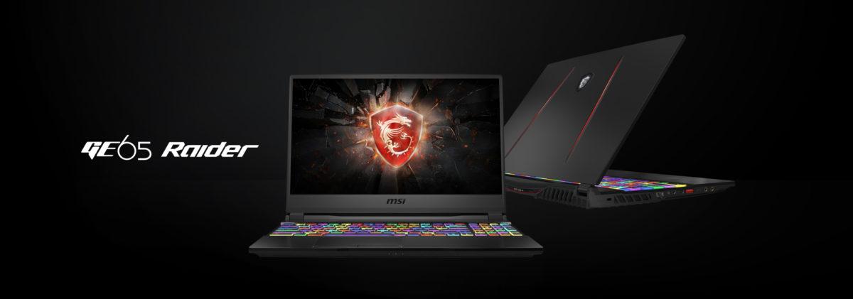 I laptop MSI saranno anche quest'anno tra i protagonisti dell'EICS 2019