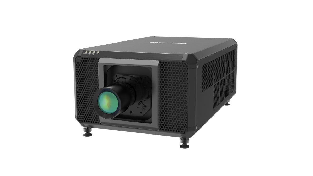 Panasonic presenta il proiettore da 50.000 lumen e con risoluzione 4K nativa più piccolo al mondo: il PT-RQ50K