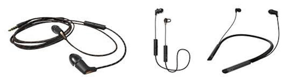 Klipsch T5 Earphones: tre soluzioni per ogni esigenza