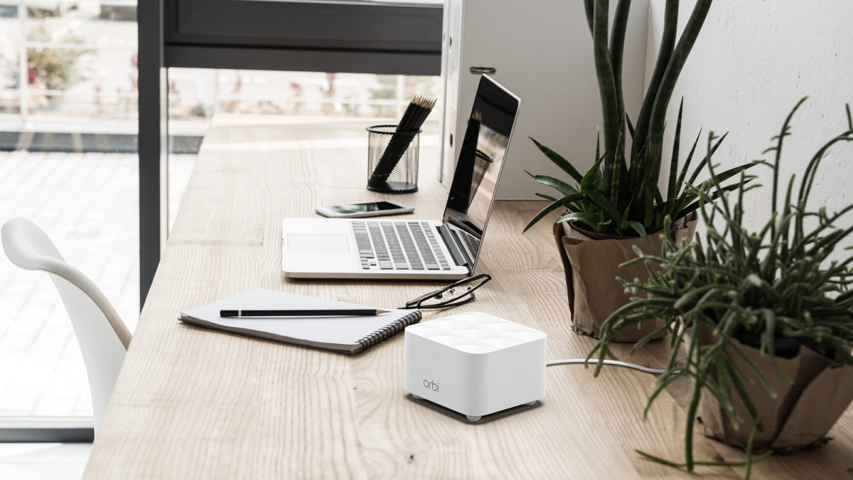 Orbi super compatto: nuovo design e prestazioni avanzate per una copertura WiFi in ogni angolo della casa