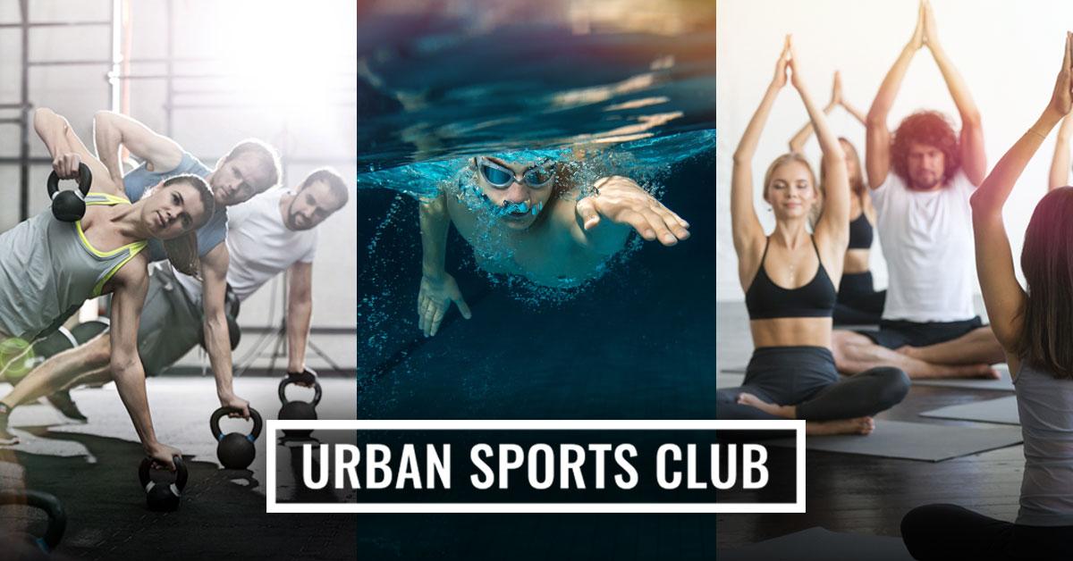 Stravaganti, efficaci e anche sexy! Ecco i fitness trend 2020 secondo Urban Sports Club