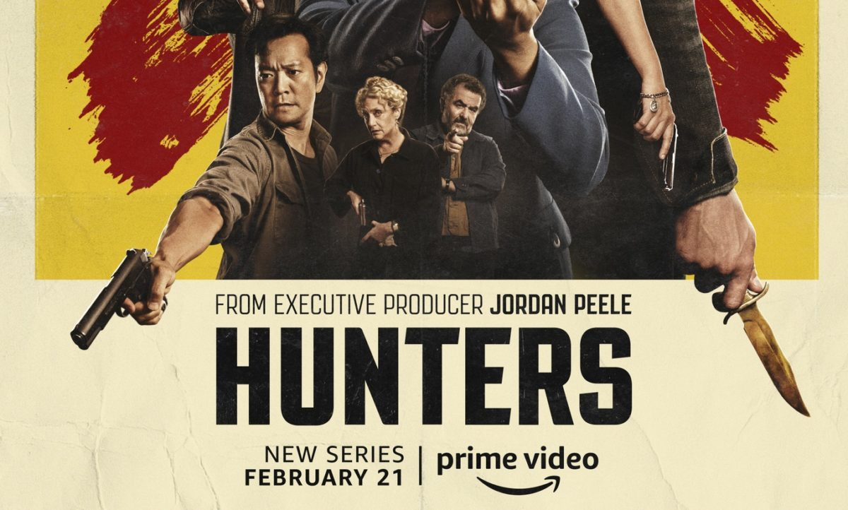 Hunters, countdown per la serie TV in tutto il mondo
