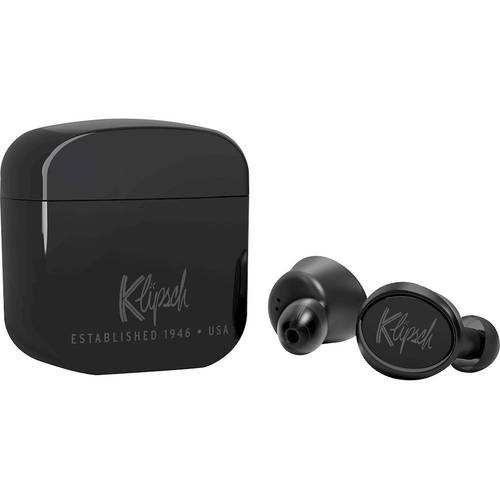 Per i 'Black Addicted' Klipsch propone la versione TRIPLE BLACK dei best seller