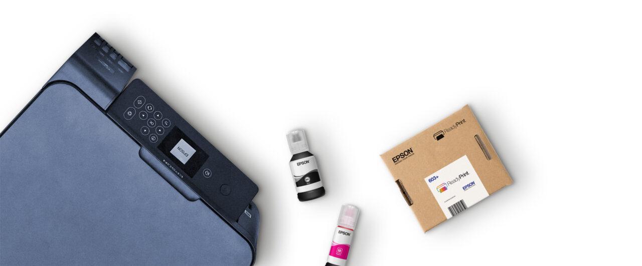 Epson presenta ReadyPrint, per risparmiare sui costi di stampa e non rimanere mai senza inchiostro