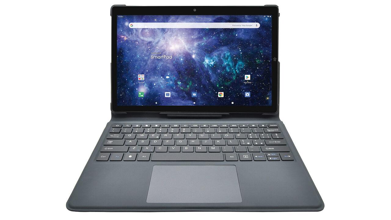 SmartPad 11.6 Azimut2 è il tablet perfetto per le videolezioni e le videochiamate