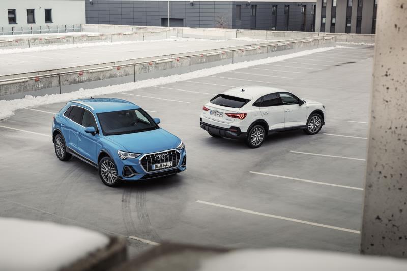 Audi Q5 Sportback, Audi Q3 e Audi Q3 Sportback TFSI e: al via gli ordini