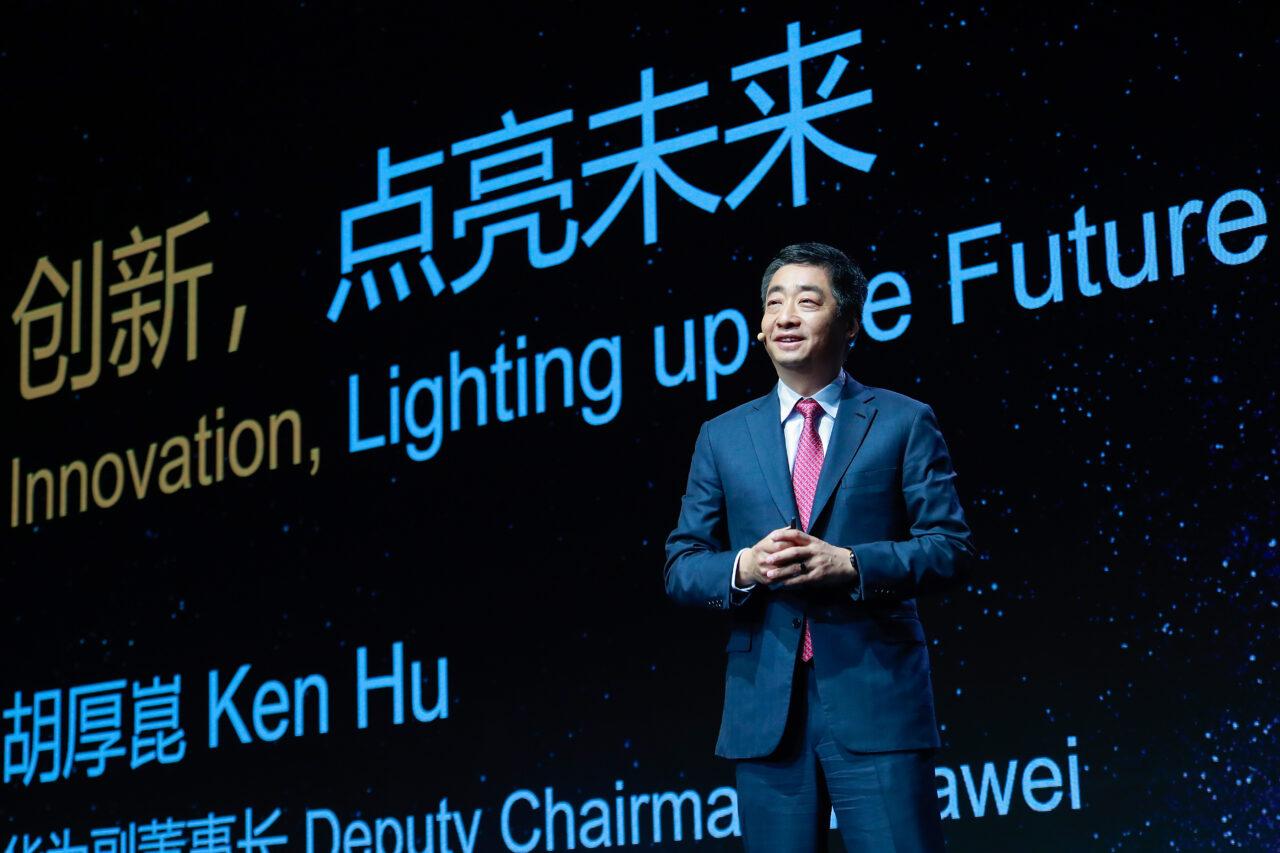 Huawei: il COVID-19 ha chiuso molte porte, ma l'innovazione apre una finestra di speranza