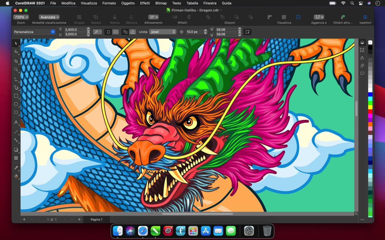 CorelDRAW Graphics Suite 2021 per una collaborazione e progettazione grafica senza eguali