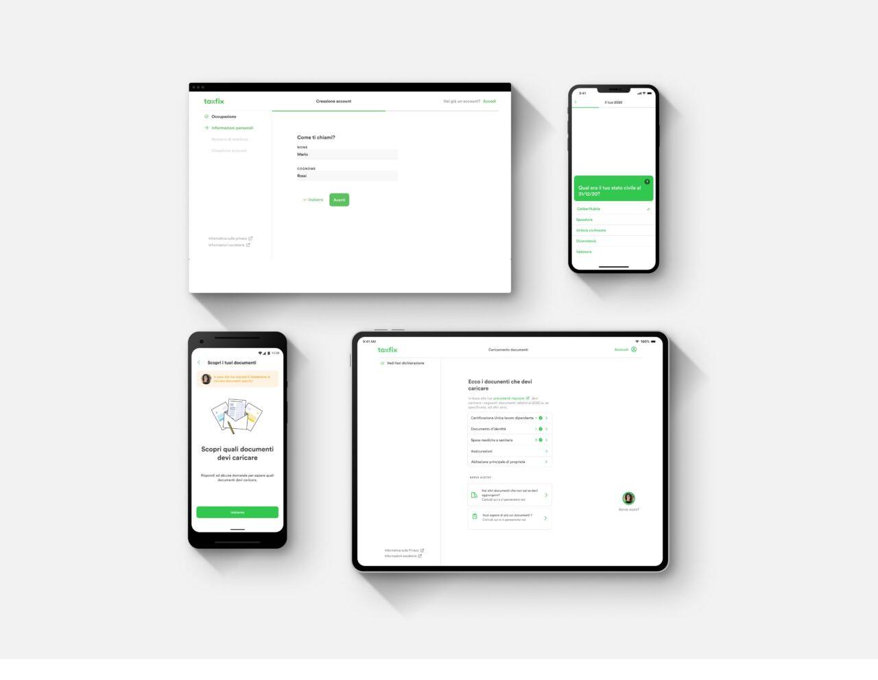 Dichiarazione dei redditi, l'app che vuole eliminare la burocrazia