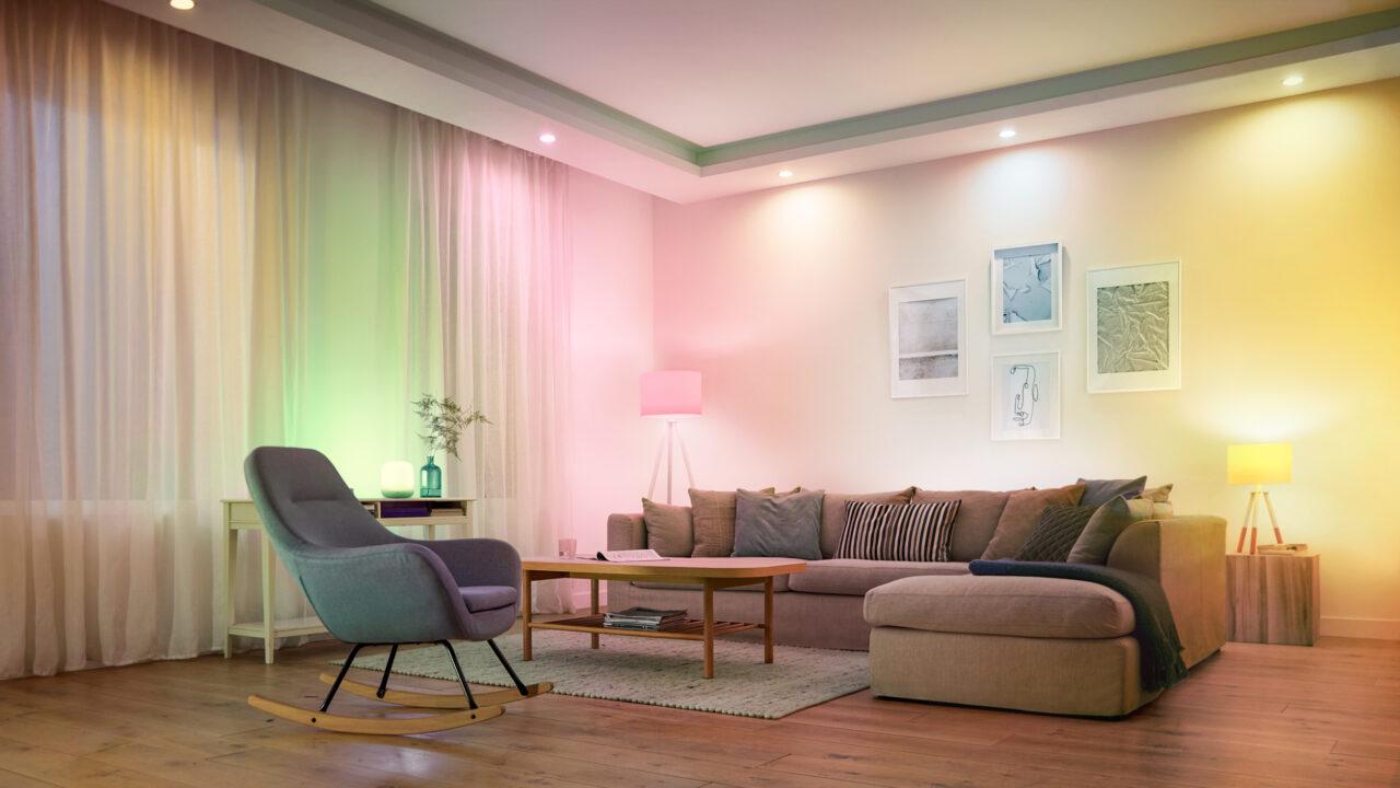 Philips Hue e WiZ compatibili con il nuovo standard di connettività per la casa intelligente Matter
