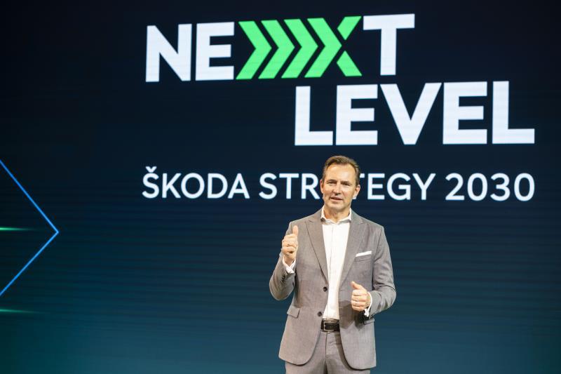 NEXT LEVEL – ŠKODA STRATEGY 2030 assicurerà il successo del Brand nel decennio di trasformazione