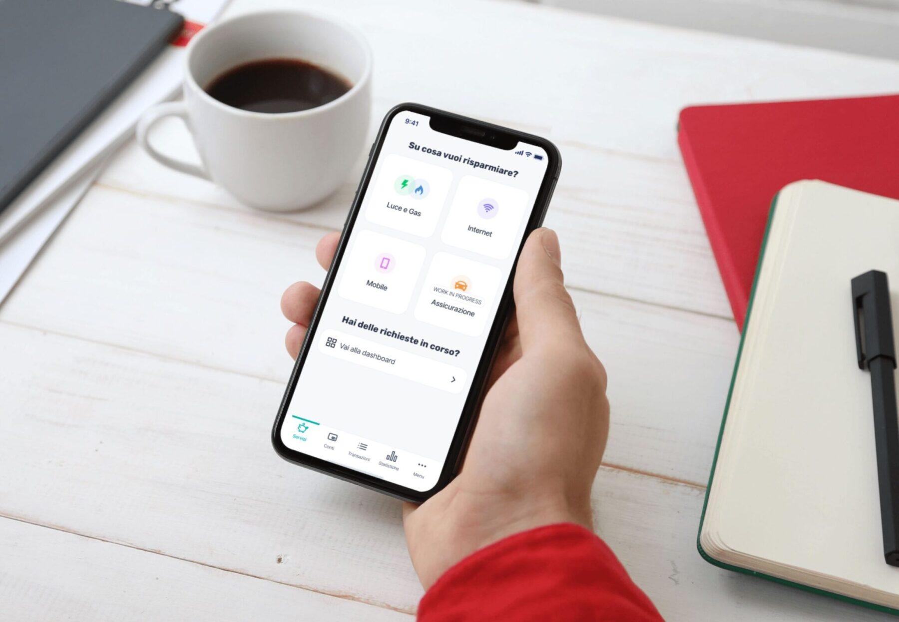 Fintech, Switcho l'app di finanza personale per ottimizzare le spese