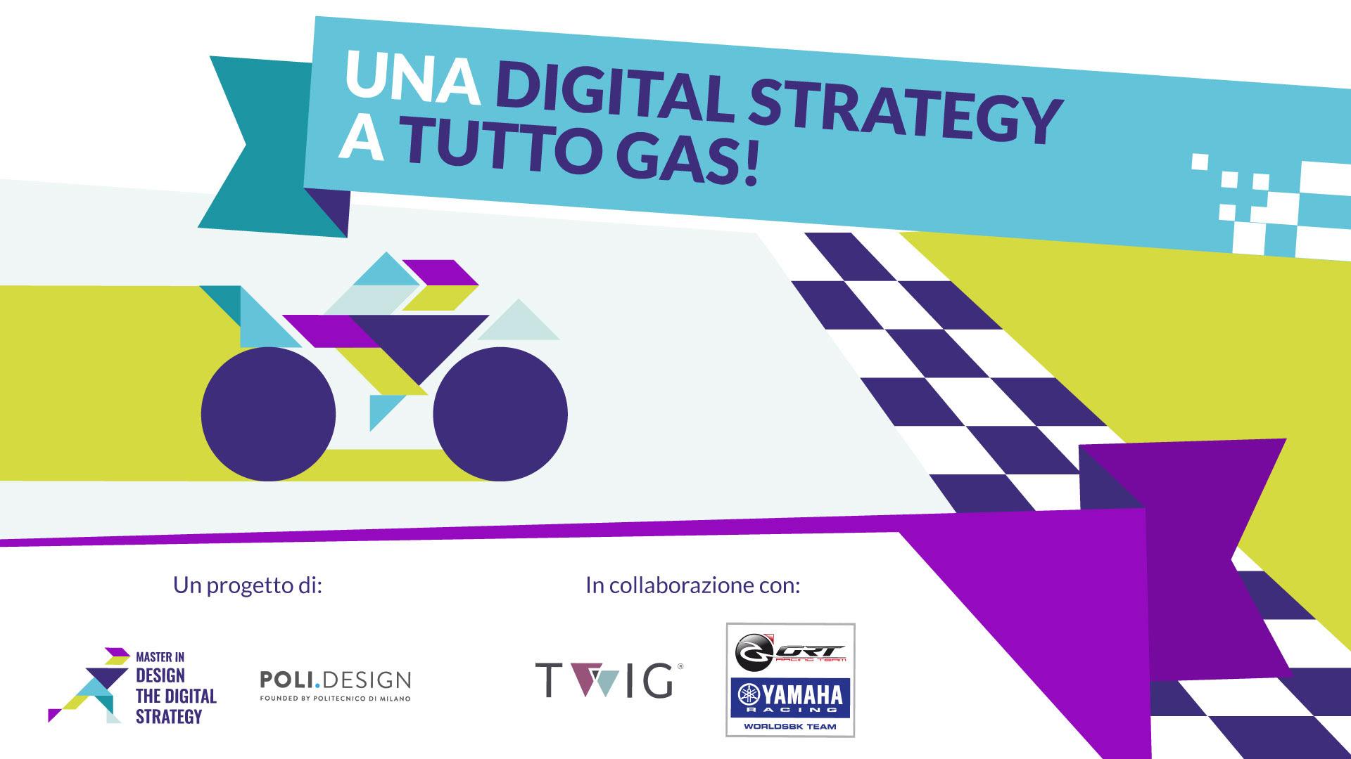 Una Digital Strategy a tutto gas: la Superbike è in pole position al Politecnico di Milano