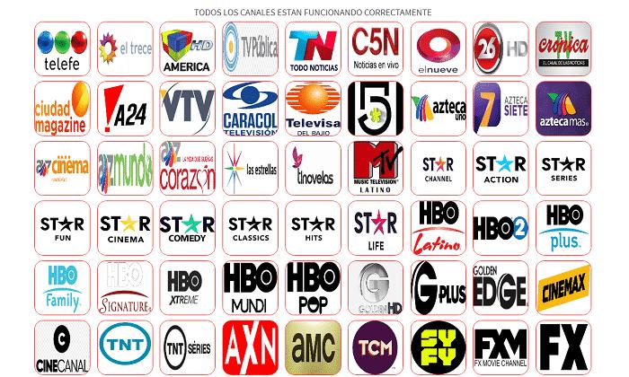 TV TDT +