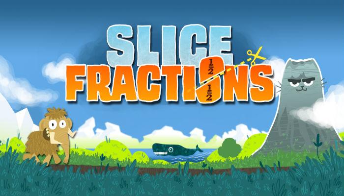 SliceFractionsBan app