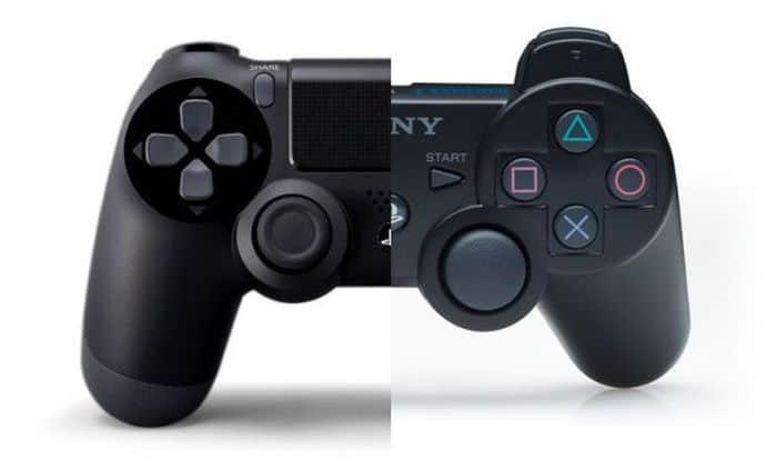 DualShock 3 / 4 en PS2