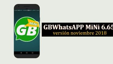 descargar gbwhatsapp mini apk 6.65