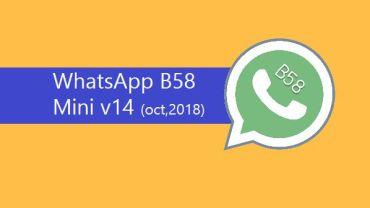 descargar whatsapp b58 mini 14