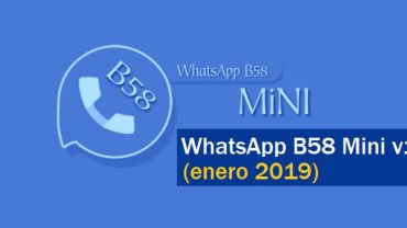 descargar whatsapp b58 mini 2019