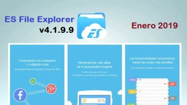 descargar es file explorer apk 4.1.9.9