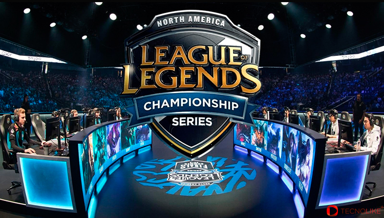 Campeonato de América del Norte de League Of Legends.