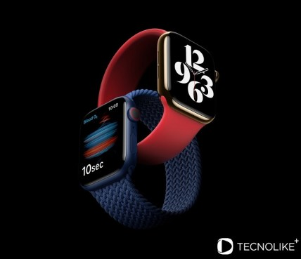 Nuevo Apple Watch Series 6