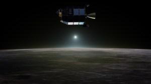 La sonda LADEE / NASA