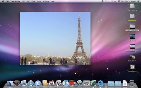 Mac OS: visual sofisticado