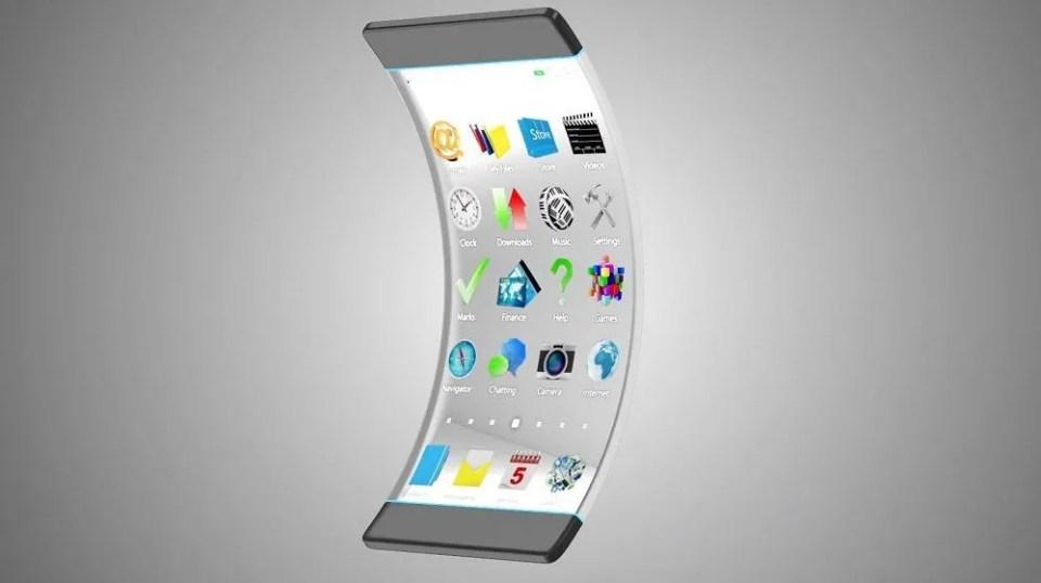 Dispositivos transparentes y pantalla flexible