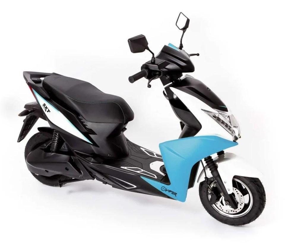 Motos eléctricas baratas SXT Viper
