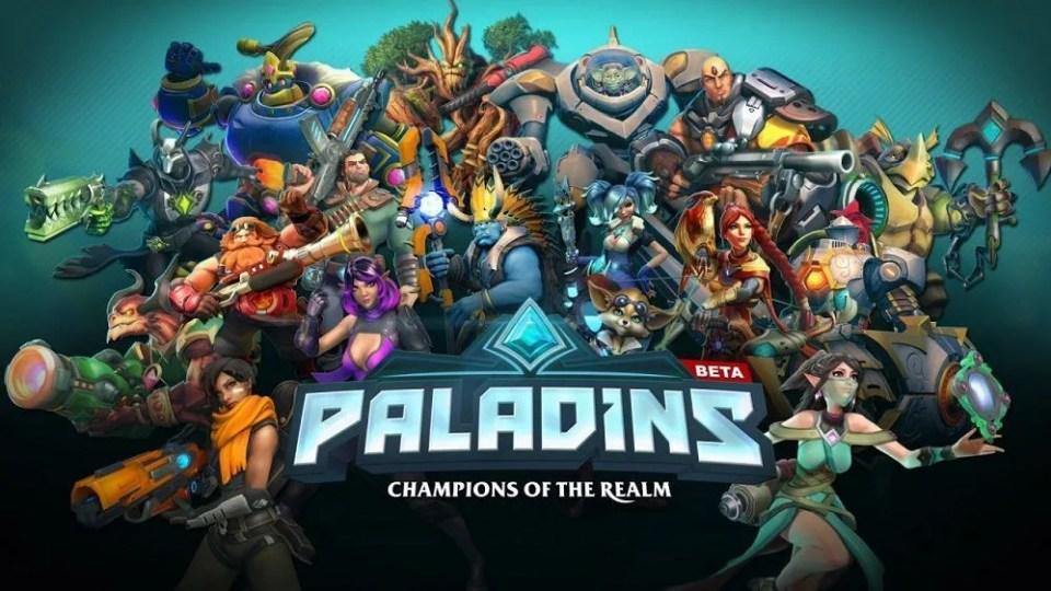 Paladins: Champions of the Realm para PC