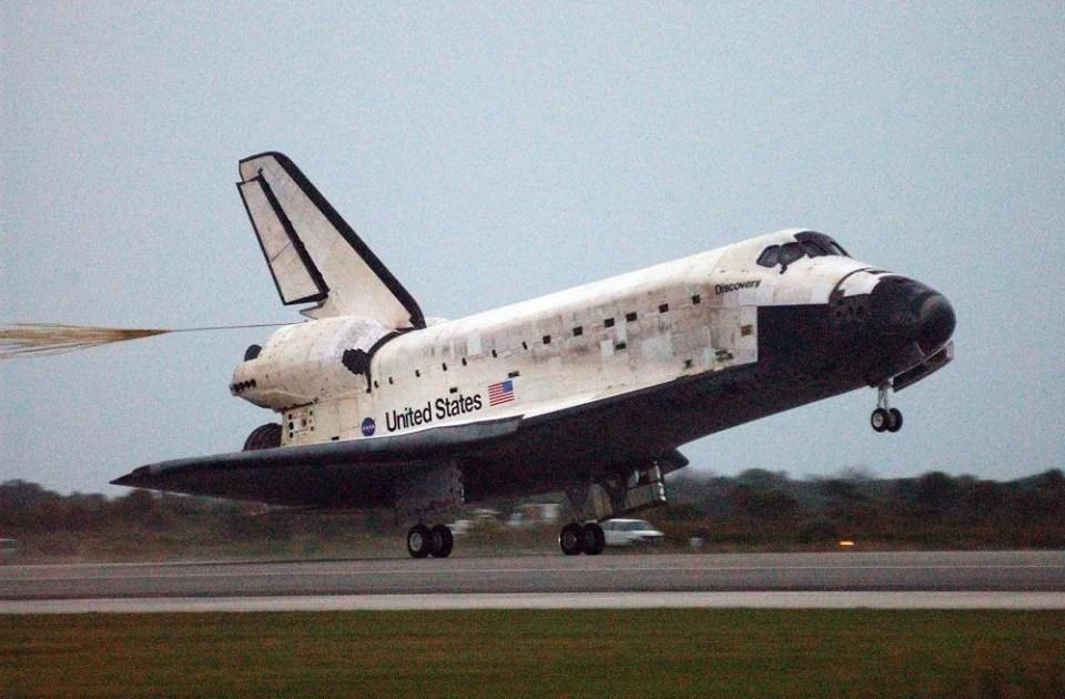 Trasbordador espacial