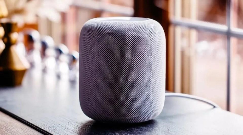 Nuevo altavoz inteligente de Apple