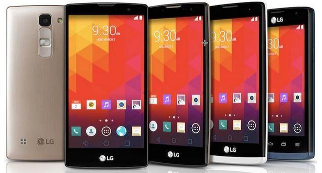 4 nuevos smartphones baratos LG