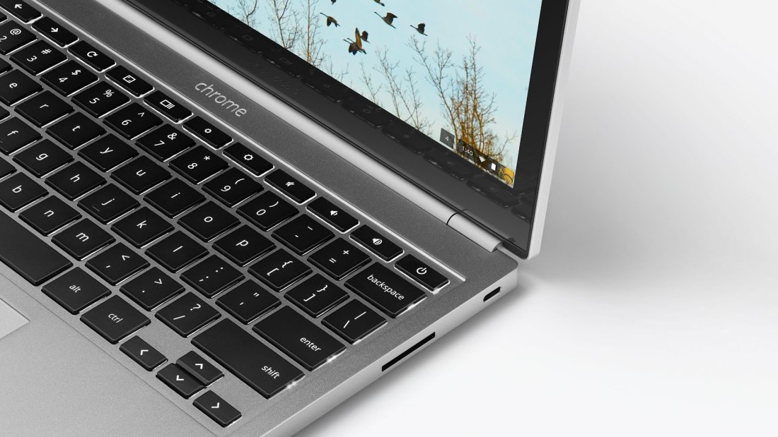 USB C Chromebook