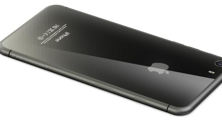 Filtran el supuesto y nuevo iPhone todo en vidrio