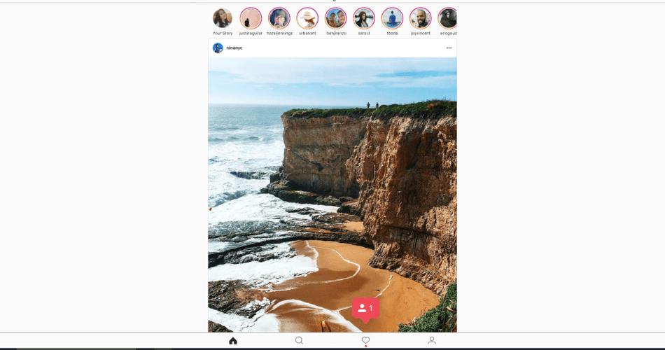 Aplicacin instagram ya est disponible para windows 10 pc y tabletas malvernweather Images