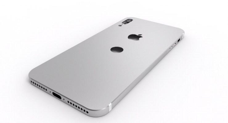 Así sería el próximo iPhone 8 de Apple (Fotos)