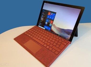 Surface Pro 7 + Pro