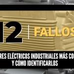 Fallos en motores eléctricos