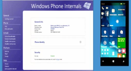 Desbloquean gestor de arranque windows phone