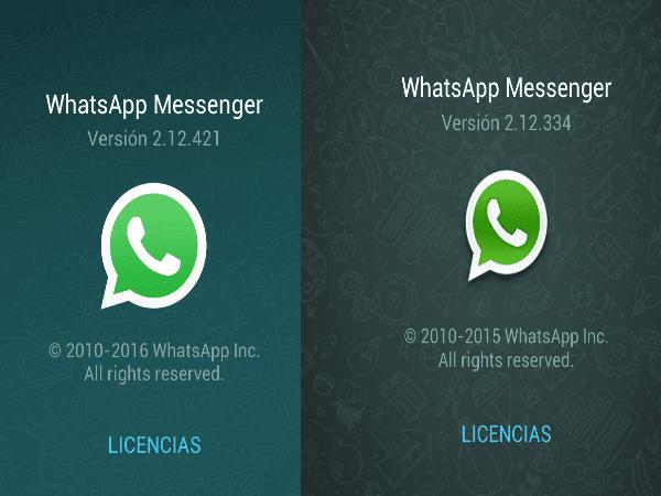 Whatsapp podria compartir tus datos