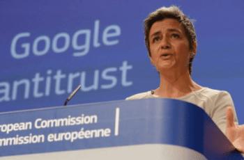 Unión Europea contra Google